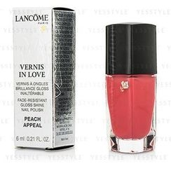 Lancome 兰蔲 - Vernis In Love Nail Polish - # 362B Peach Appeal
