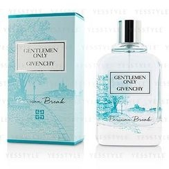 Givenchy - Gentlemen Only Parisian Break Eau De Toilette Fraiche Spray (Limited Edition)
