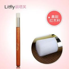 Litfly - Nose Pore Clear Brush (Red)