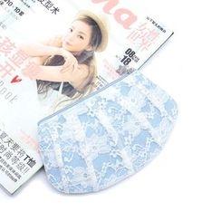 Aoba - Lace Trim Coin Purse