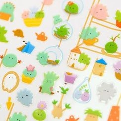 Homey House - Plant Print Stickers