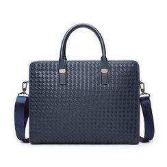 DANTEN'S - Woven Briefcase