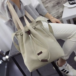 Aoba - Drawstring Tote Bag