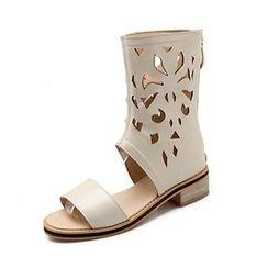 CITTA - Laser Cut Sandals