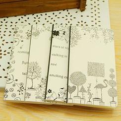 MissYou - 印花筆記本