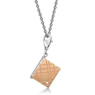 Kenny & co. - British Vintage Frame Pendant Necklace