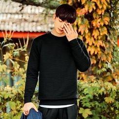 MEOSIDDA - Embossed Sweatshirt
