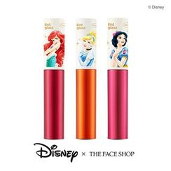 The Face Shop - Disney Princess Tint Glass