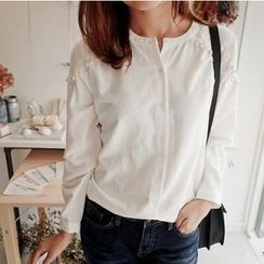Athena - Long-Sleeve Blouse