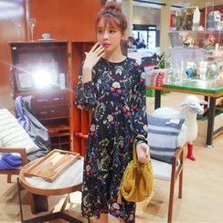 EFO - Floral Maxi Dress