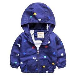 Kido - Kids Hooded Zip Jacket