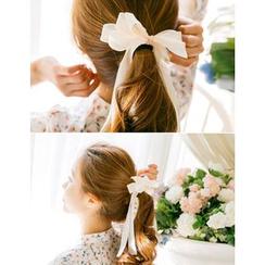 soo n soo - Chiffon Bow Hair Tie