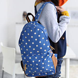 59 Seconds - Dotted Backpack