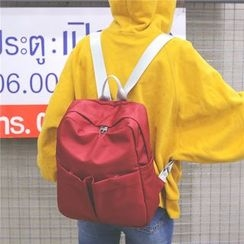 Youme - Square Canvas Backpack
