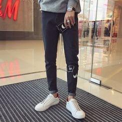 Masowild - Print Jeans