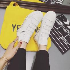 kokoin - Velcro High Top Sneakers