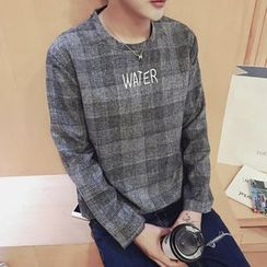 Eight Degrees - Plaid Pullover