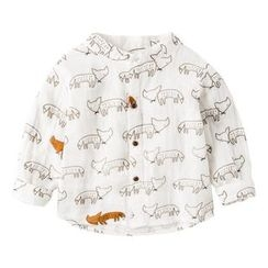 Kido - Kids Print Long-Sleeve Shirt