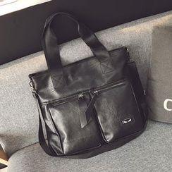 Nautilus Bags - Plain Shoulder Bag