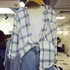 Fashion Street - Plaid Shirt