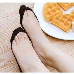 CherryTuTu - Plain Invisible Socks