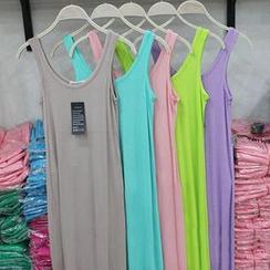 LaRos - Plain Tank Dress
