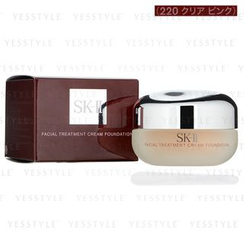 SK-II - Facial Treatment Cream Foundation SPF 20 PA++ (#220)