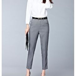 wisperia - Plain Dress Pants