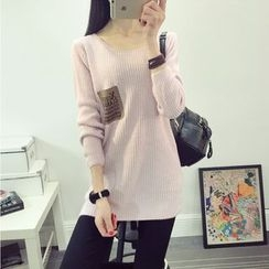 Hibisco - Long Sweater