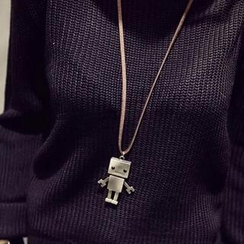 Ticoo - Robot Necklace