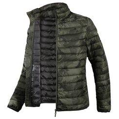 Seoul Homme - Camouflage Padded Jacket - Lightweight