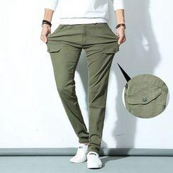 INSO - Plain Cargo Pants