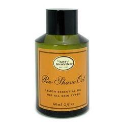 The Art Of Shaving - Pre Shave Oil - Lemon Essential Oil (For All Skin Types)
