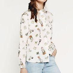 Obel - Print Shirt