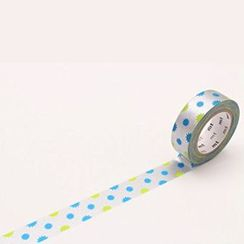 mt - mt Masking Tape : mt 8P Kira Kira Silver (8 Pieces)