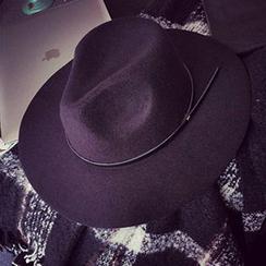 卿本佳人 - 飾帶帽子