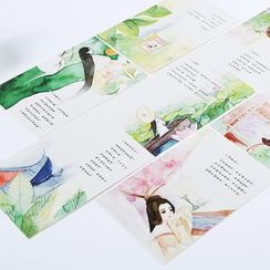 Homey House - Print Postcard Set