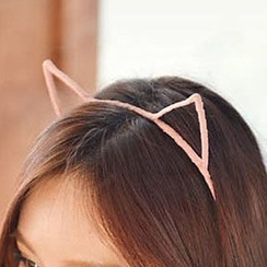 Miss Floral - Cat Ear Hair Band