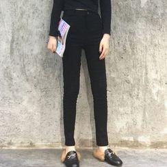 Dute - Plain Skinny Pants
