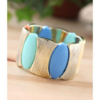 Petit et Belle - Color-Block Bracelet