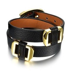 Creole - Genuine Leather Bracelet