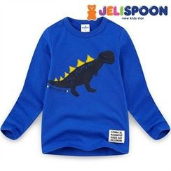 JELISPOON - Boys Printed T-Shirt