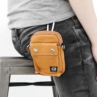 MURATI - Snap-Button Flap Belt Bag