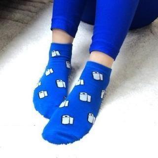 AnnSmile - Printed Socks