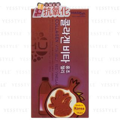 Mask house - Red Vinegar Collagen Vita Jelly