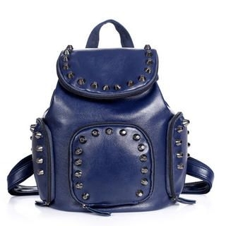 77Queen - Studded Backpack