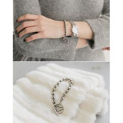 UPTOWNHOLIC - Chain Metallic Bracelet