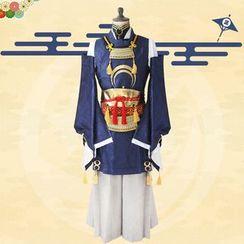 Comic Closet - Touken Ranbu Online Mikazuki Munechika Cosplay Costume