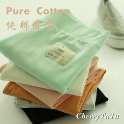 CherryTuTu - Plain Leggings