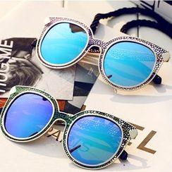 UnaHome Glasses - Round Sunglasses